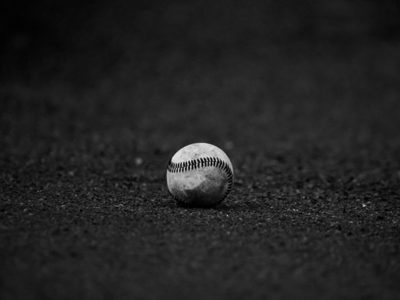 baseball-blk-and-white