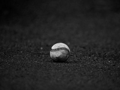 baseball-blk-and-white